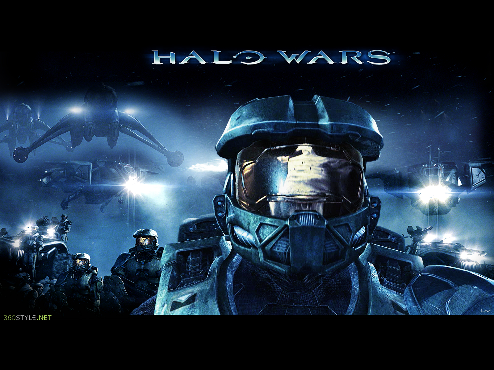 HD wallpapers: Halo Wallpapers