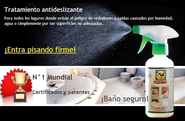 El blog de - Spray antideslizante banera ...