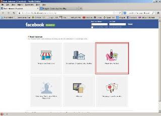 Cara membuat fansbook fans page