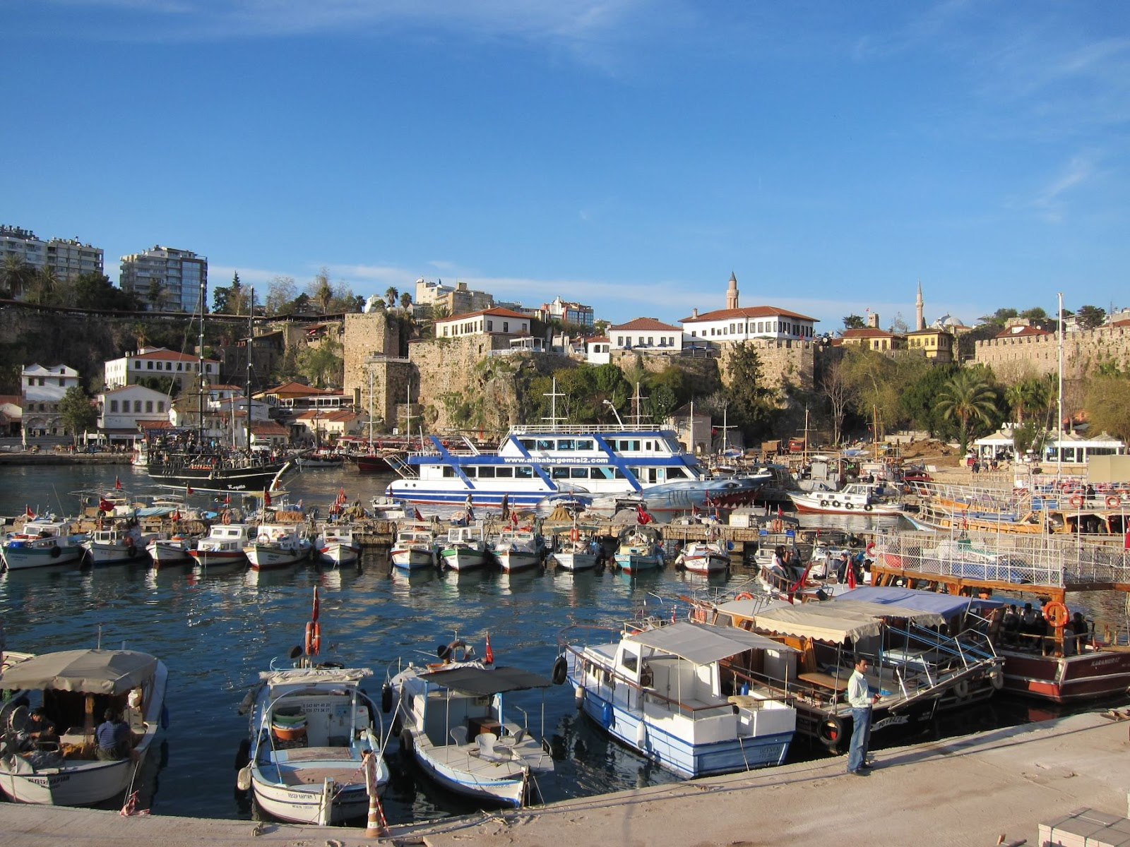 Worldtour 2011 - 2012: 24th-25th March: Travel to Antalya ...