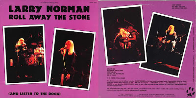 Larry Norman - Roll Away The Stone (And Listen To The Rock) 1978