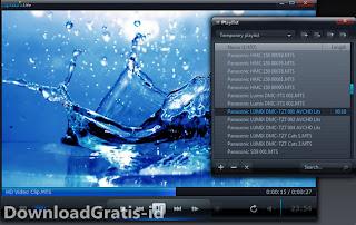 Software Media Player Pemutar Video Resolusi HD