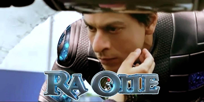 ra one hindi movie shahrukh khan & kareena kapoor exclusive new