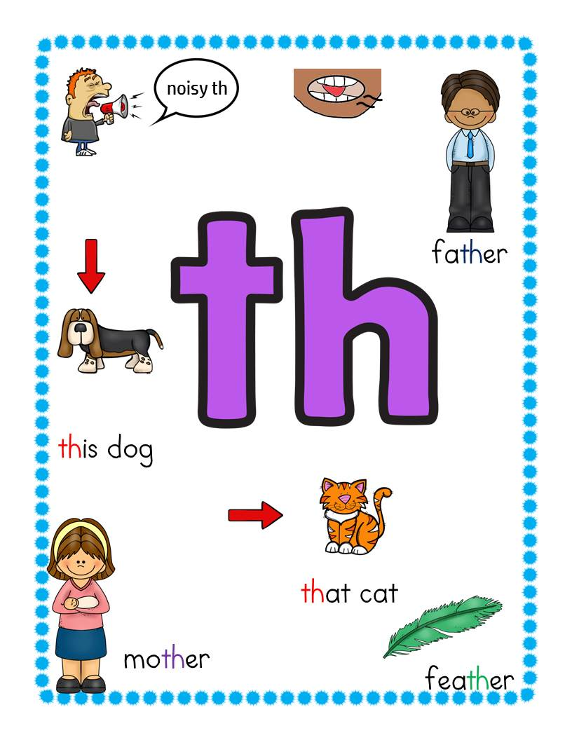 Smart and Special Teaching: Teaching Digraphs Sh, Th, and Ch ...