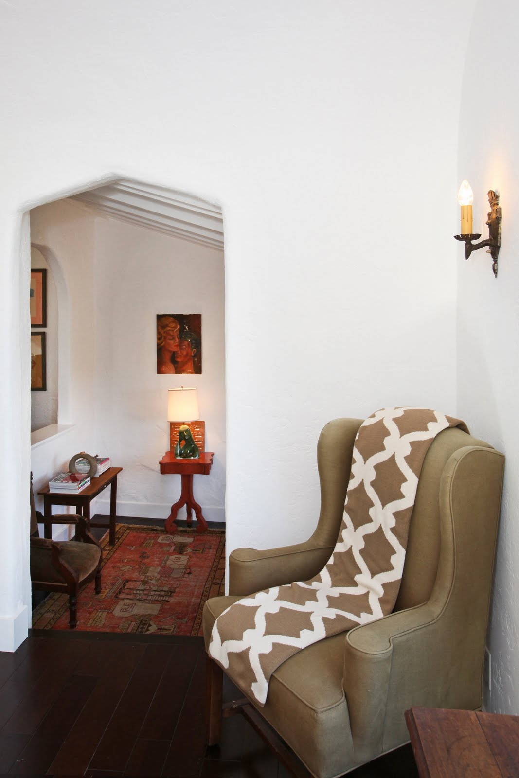 SEE THIS HOUSE: SPANISH STYLE CHARMER! | Nbaynadamas Furniture and ...