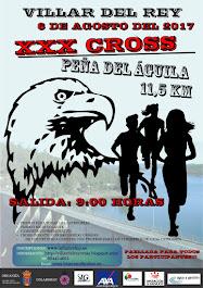 30ª EDICIÓN CROSS PEÑA DEL ÁGUILA