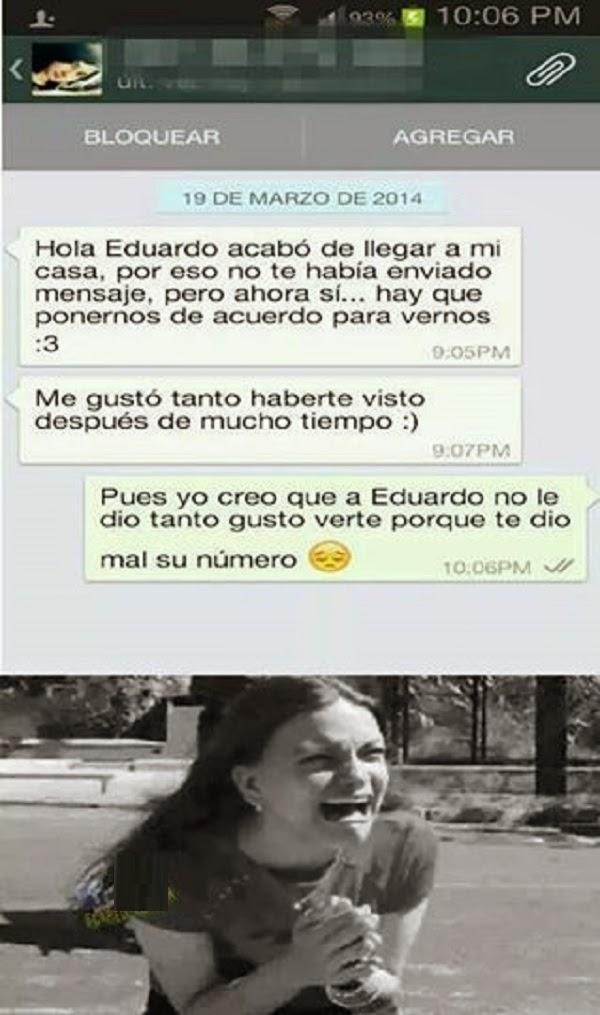 Ese Eduardo un loquillo