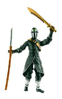 Hasbro GI Joe Retaliation Blind Master figure