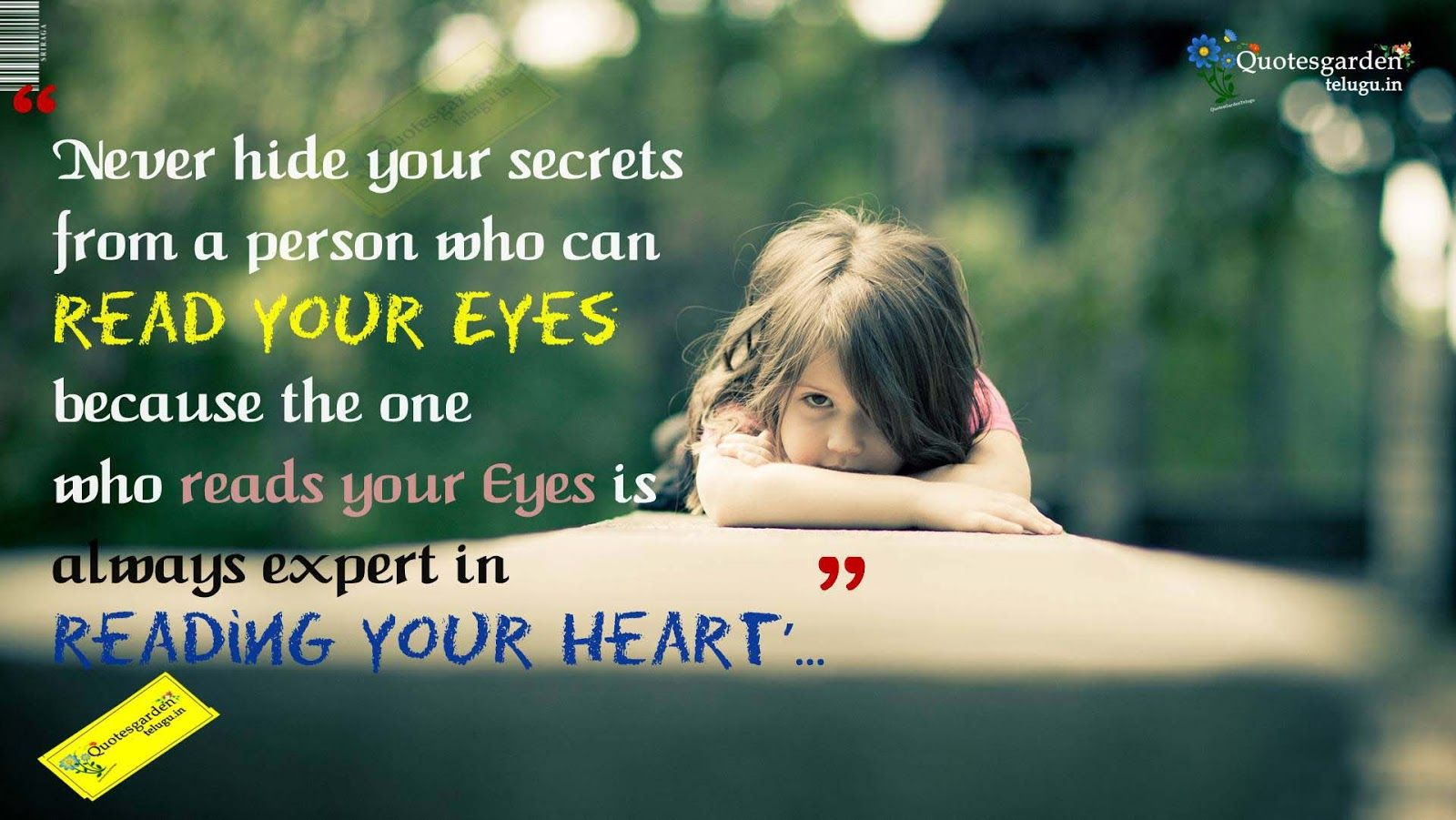 Love Wallpaper With Heart Touching Quotes : Heart touching Quotes with hd wallpapers 774 QUOTES GARDEN TELUGU Telugu Quotes English ...