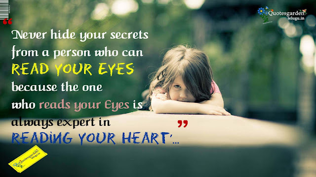 Heart touching Quotes with hd wallpapers 774