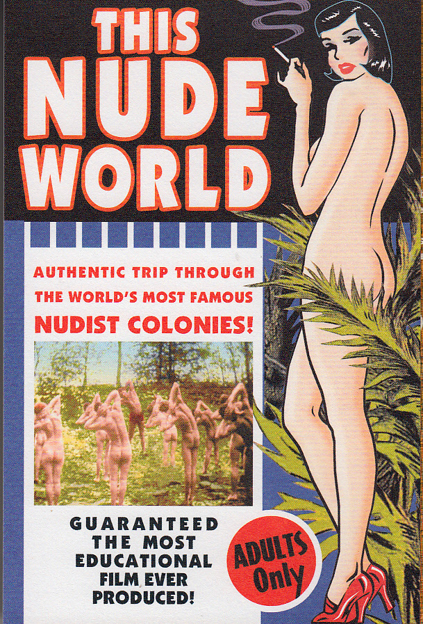 nudist colony dvd