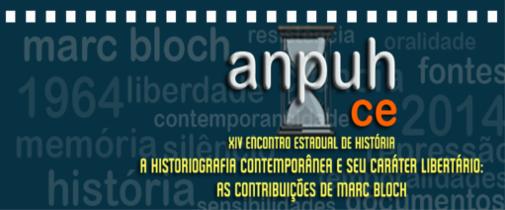 XIV ENCONTRO ESTADUAL DE HISTÓRIA