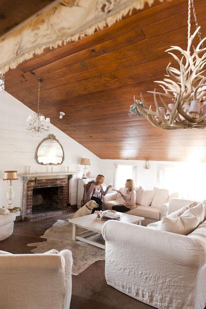 The green room interiors chattanooga tn interior for Rachel ashwell house