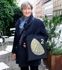 Digter Nicolaj Stochholm. 1. oktober 2020