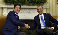 A deal between the U.S. and Japan could spell big trouble for climate change. (Credit: AP Photo/Susan Walsh) Click to Enlarge.