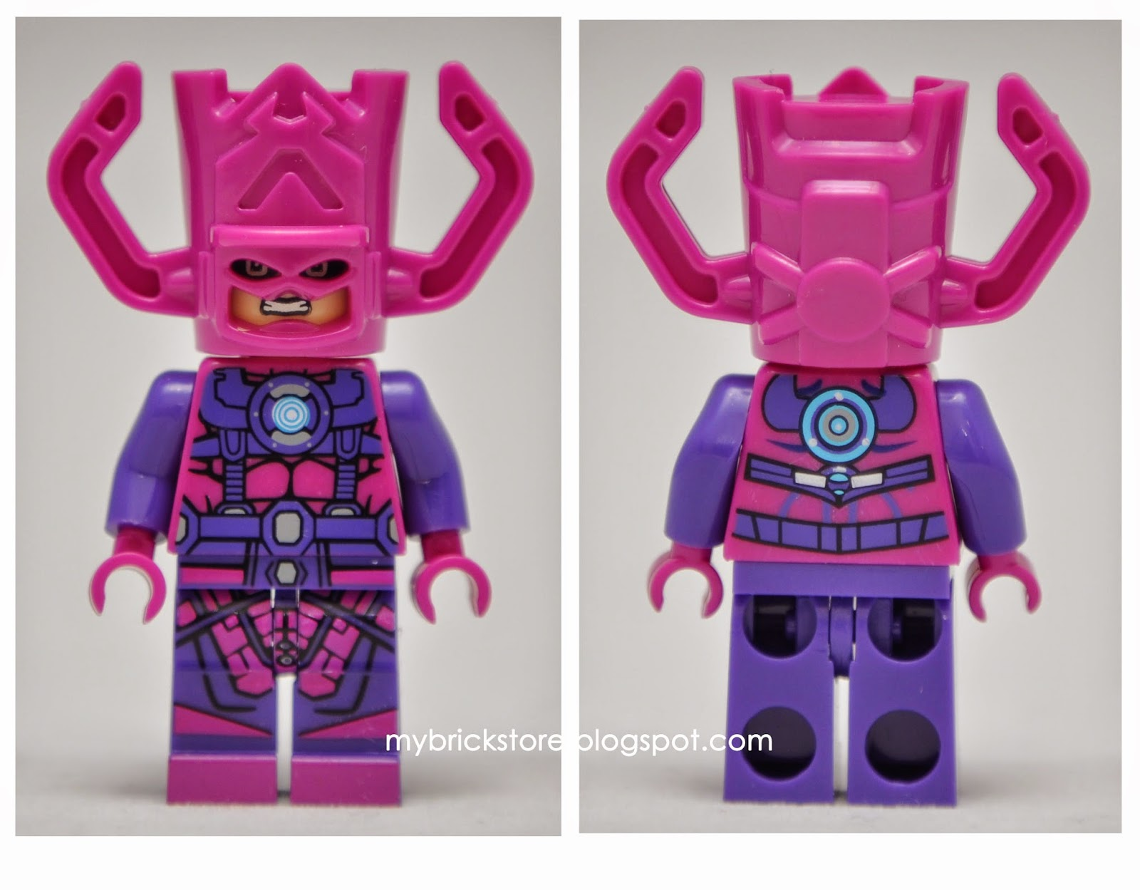 Lego Galactus Galactus - I think this is the