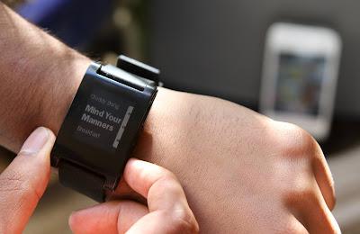 Inilah Jam Tangan Yang Bisa Menerima Email [ www.BlogApaAja.com ]
