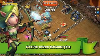 Castle Clash Apk Terbaru