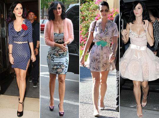Celebritie's look: Katy Perry