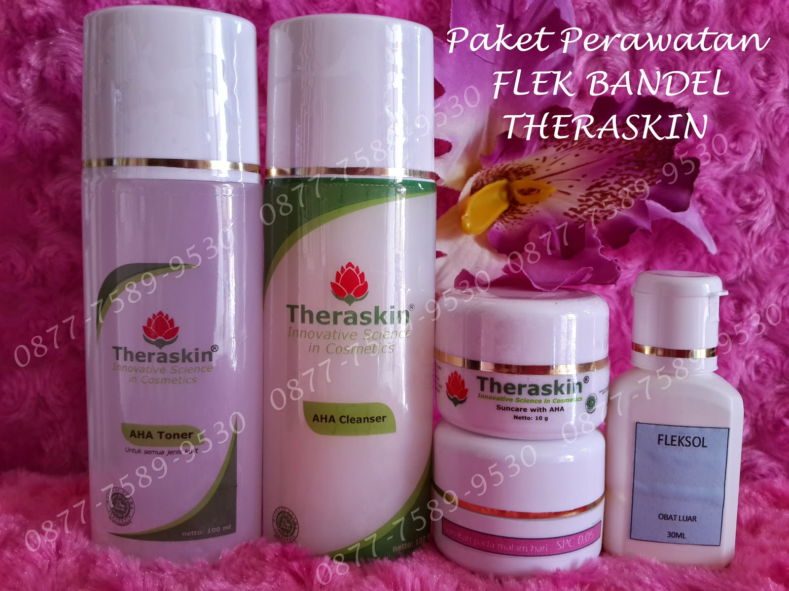 Distributor Cream Theraskin