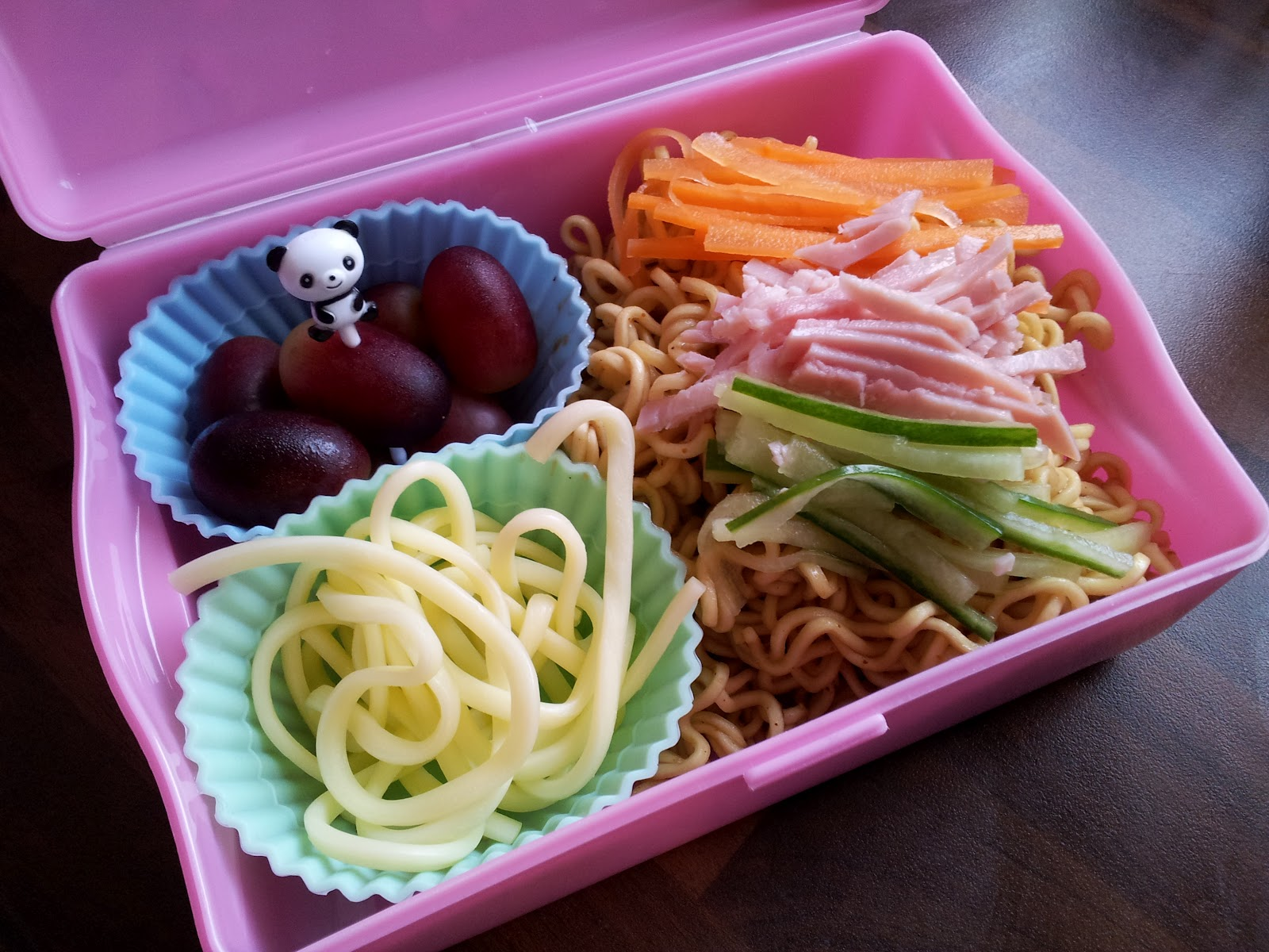 Mie Goreng, Indonesian Style Fried Noodles, Lunchbox idea