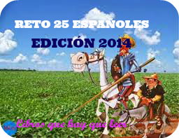 Reto 25 españoles en 2014