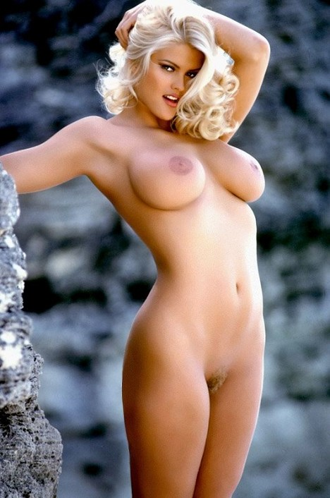 anna nicole smith playboy naked