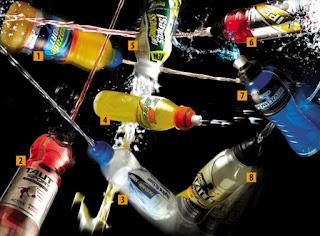 minuman yang dilarang dicampur obat