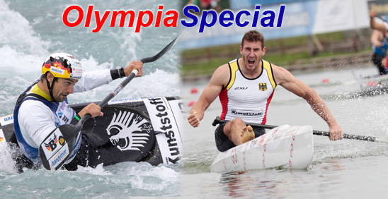 Olympia Special beim DKV