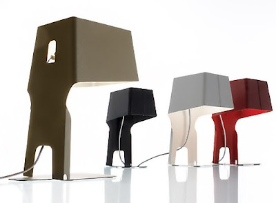 Cool Desk Lamps and Creative Table Lamp Designs (15) 12
