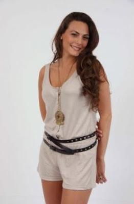 Daniela Roca Gran Hermano 2012 fotos y Twitter (GH 2012).