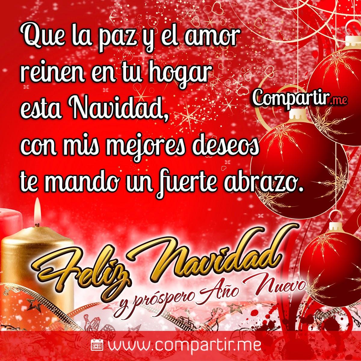 Saludos para amigos en navidad mejor conjunto de frases - Saludos de navidad ...