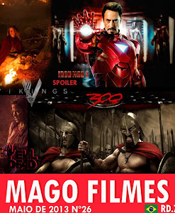 REVISTA ON-LINE MAGO FILMES RD.Z