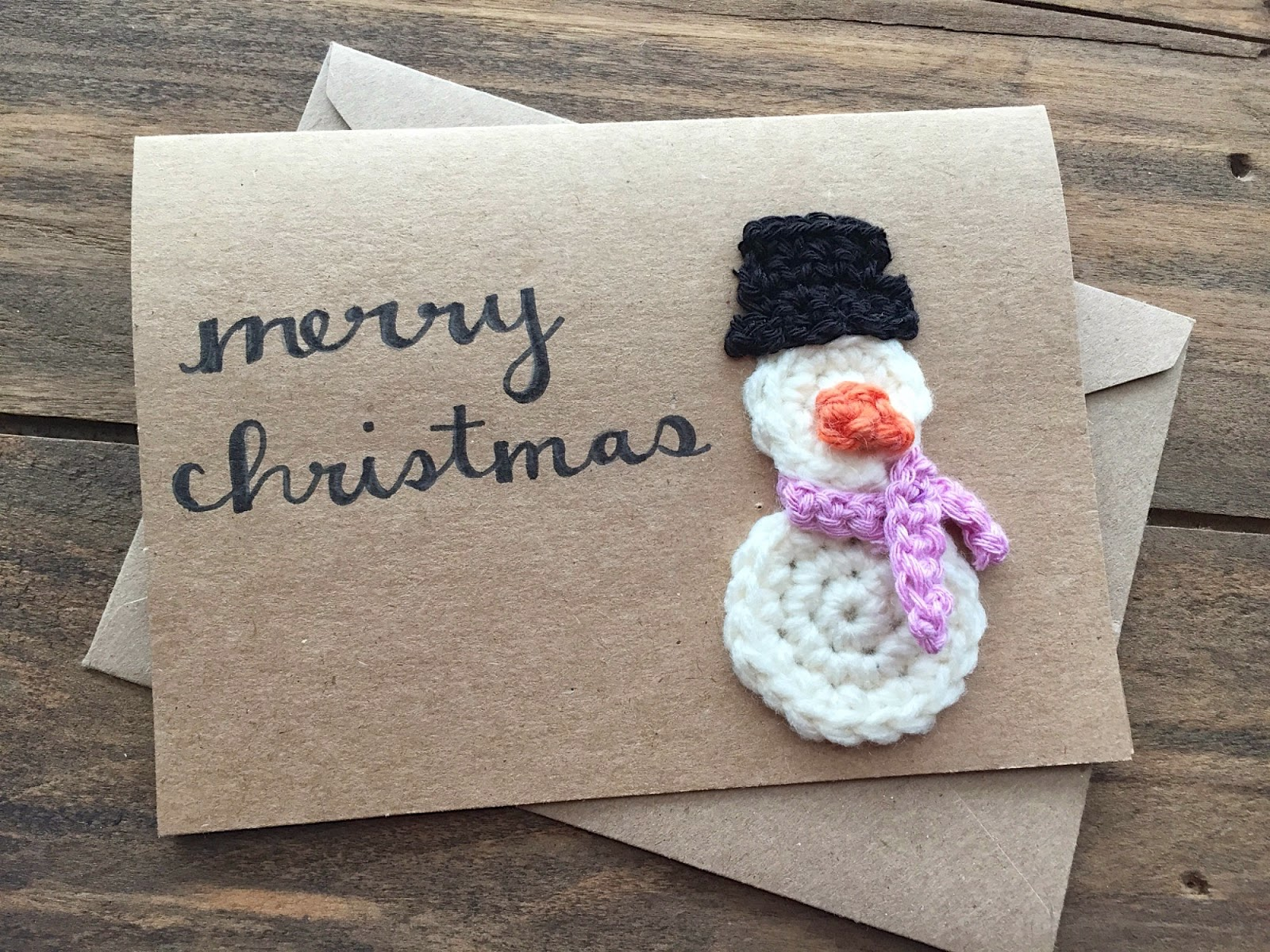 10 Handmade Christmas Cards Ideas