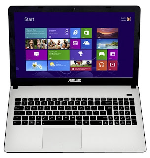 "ASUS X501U-XX039H 15.6"" Laptop - White"