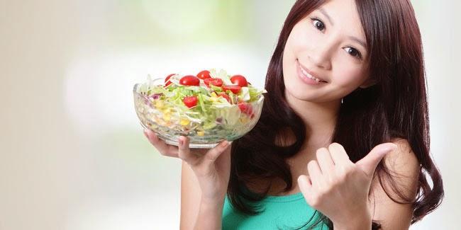 Kesehatan : Makan Buah dan Sayur Terbukti Bikin Wajah Lebih Fresh