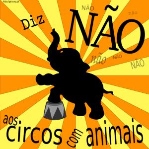 Pelo fim das Touradas e dos Circos com Animais