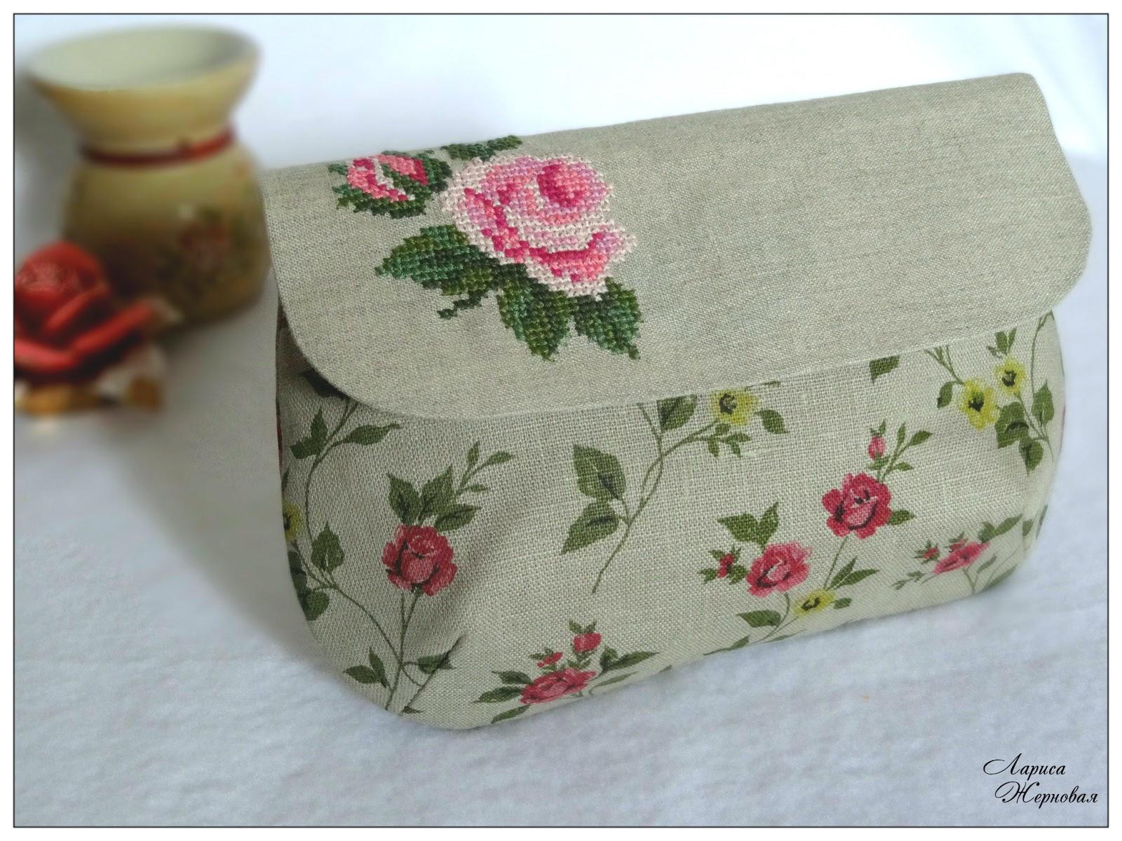 Сумка-швейные ткани обработки