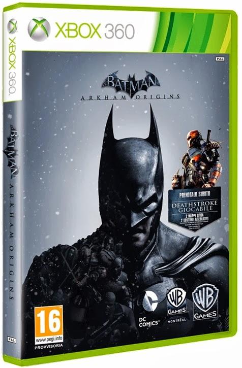 bat2 Download   Jogo Batman Arkham Origins XBOX360 COMPLEX (2013)