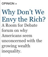 Can it happen here?: New York Times puts a thumb on the inequality scale