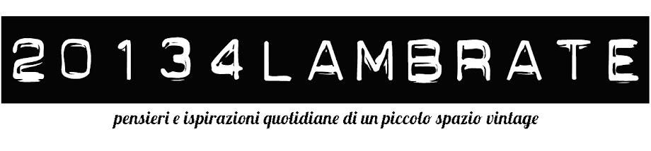 20134 Lambrate