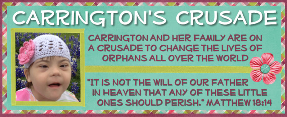 Carrington's Crusade