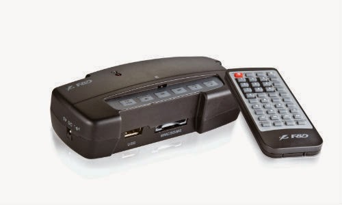 F&D (A100) All-In-One Video Audio Machine Price, Specification & Review
