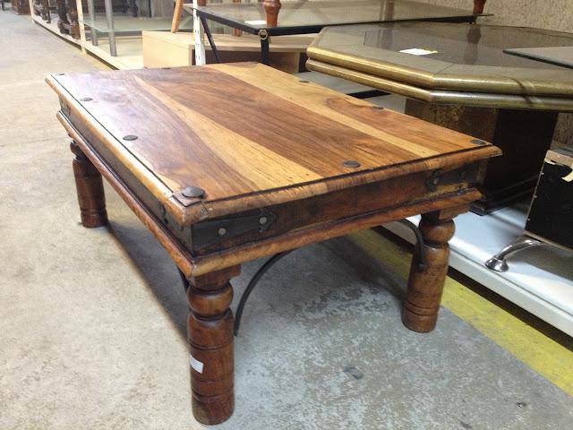 Mes r novations de meubles en bois - Renover une table en bois ...