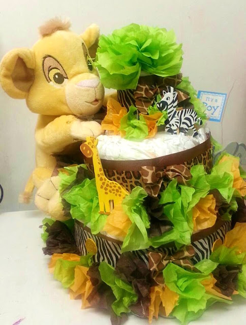 adriana 39 s creations custom diaper cakes