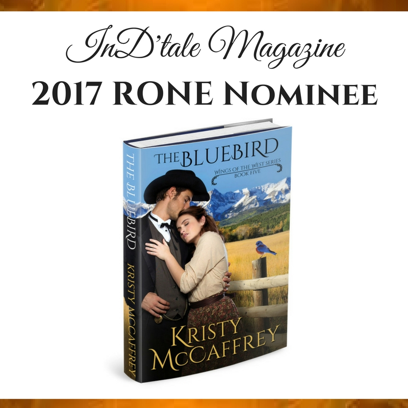 InD'tale Magazine RONE Nominee