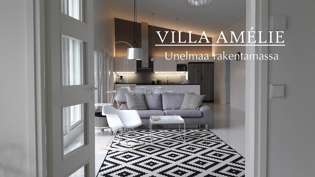 Villa Amélie - Unelmaa rakentamassa