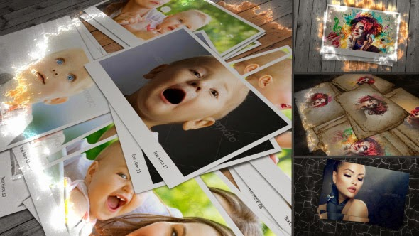 VideoHive A Touch Of Colour - Adaptive Photo Gallery