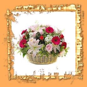 Arranjo de Flores especial feito para presentear sua Mãe
