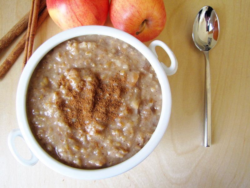 We all know I love my oatmeal. Especially when it's steel-cut and ...